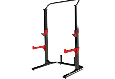 gq free standing squat rack. Black Bedroom Furniture Sets. Home Design Ideas